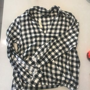 Madewell Top, New With Tags